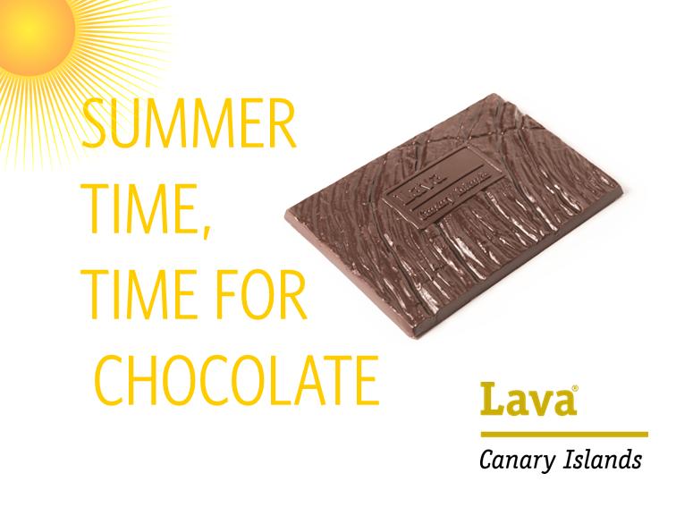Desde Lava Chocolate de Canaras te damos algunos consejos para que mantengas el chocolate perfecto y listo para disfrutar en verano