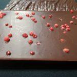 detalle choclate Lava 70% con pimienta